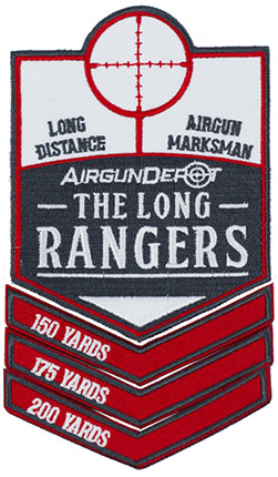 Airgun Depot's Long Ranger Patch